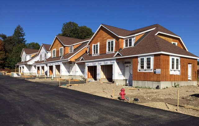 Endicott Woods - Norwood's Newest Townhouse Village