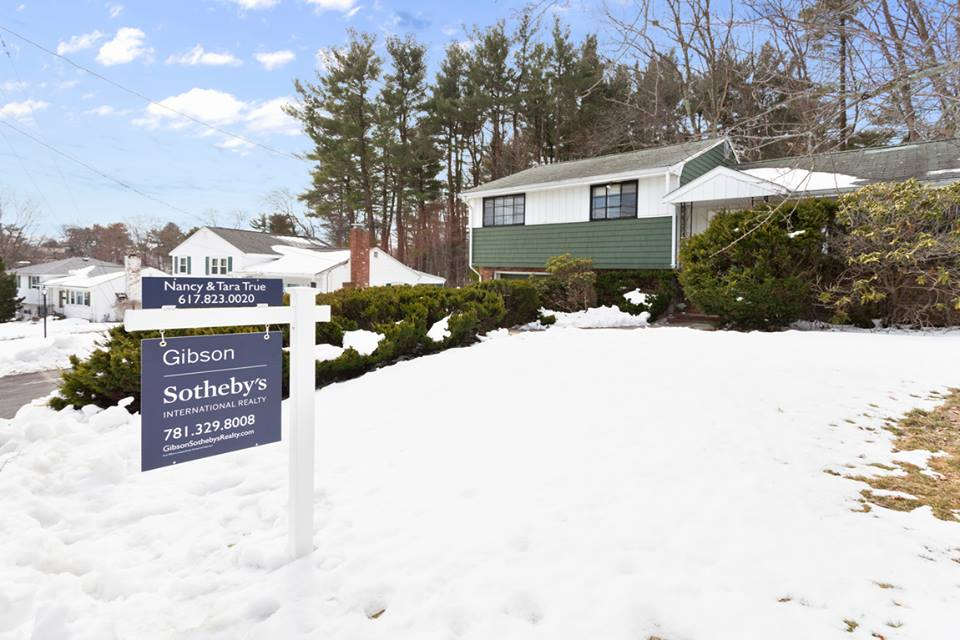 30 Chickering Road, Dedham MA - Sold