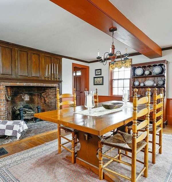 Dining Room Image of 769 East Street in Dedham MA